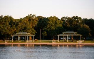 Lake Arthur Gazebos